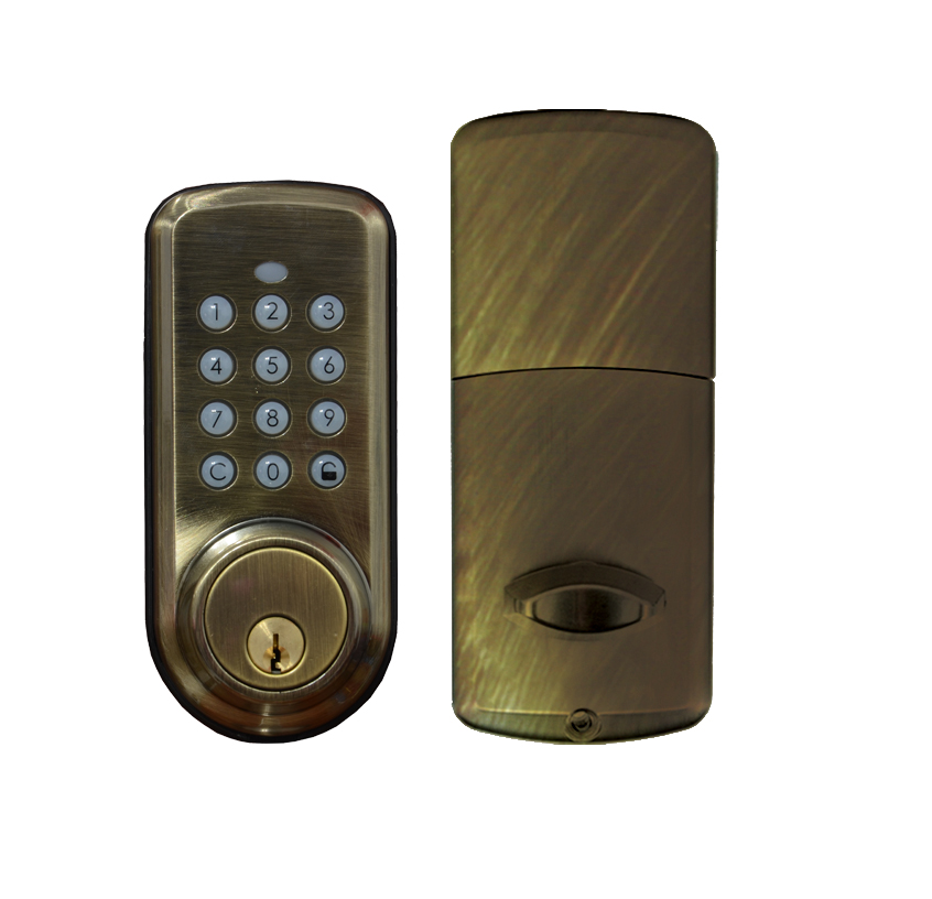 DW-TP-05 Deadbolt with Keypad